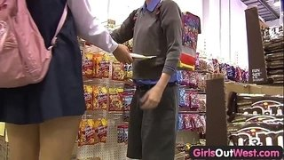 Girls-Out-West---Aussie-hairy-pussies-licked-after-school