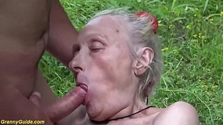 extreme-ugly-86-years-old-mom-first-brutal-public-fuck
