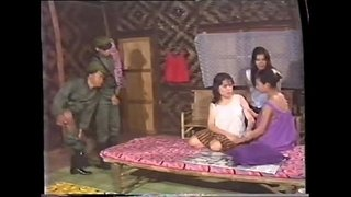 Thai-Army-and-Village-Girls