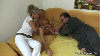 Ops,-he-just-found-me-riding-his-dad's-cock