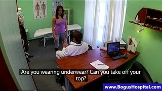 Real-patient-strips-for-her-examination