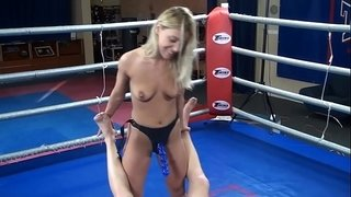 Nikky-Thorne-vs.-Peter---nude-erotic-mixed-wrestling-humiliation-strapon