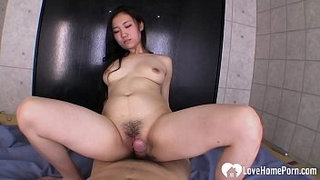 Black-haired-Asian-babe-loves-to-get-fucked