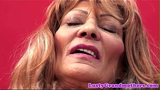 Saggy-grandma-doggystyled-and-jizzed-in-mouth