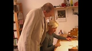 Blonde-Teen-Seduces-Old-Tutor-Teacher