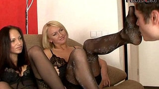 Mistress-Lera-and-Mistress-Julia-Foot-Femdom