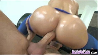 Anal-Sex-Tape-With-Huge-Ass-Oiled-Naughty-Girl-vid-07