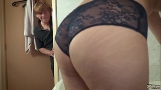 Old-grandpa-fucks-innocent-teen-in-bathroom-and-cums-in-her-mouth