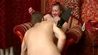 Russian-Mature-Mom-Fucked