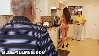 BLUE-PILL-MEN---Old-Men-Have-A-Cookout-With-Teen-Stripper-Jeleana-Marie