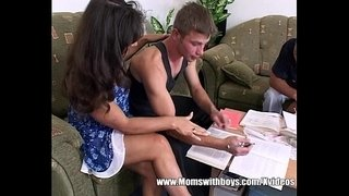 College-Boys-Anal-Penetration-With-A-Brunette-Tutor