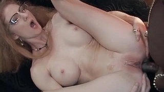 Blonde-slut-with-glasses-is-caught