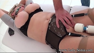 British-mature-Lady-Sonia-tied-up-and-teased