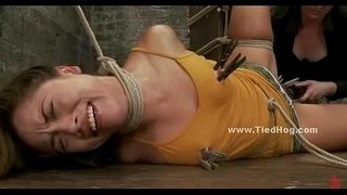 Gagged-and-tied-up-girl-is-shocked