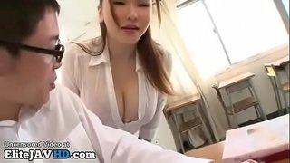 Japanese-Milf-teacher-titsfuck-with-lucky-student---Full-at-Elitejavhd.com