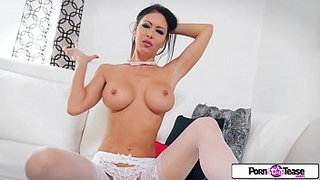 Jessica-Jaymes-turns-it-out-in-this-flawless-and-sexy-solo-masturbation-scene