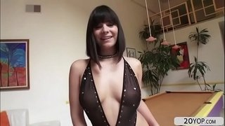 Gorgeous-chick-Violet-Starr-gets-a-hard-pussy-fuck