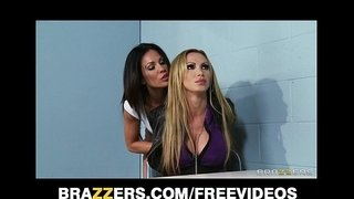 Dominant-cop-Kirsten-Price-seduces-and-fucks-her-busty-suspect