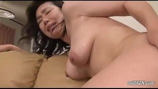 Milf-Getting-Her-Hairy-Pussy-Fucked-With-Toy-Licked-Squirting-While-Fingered-By