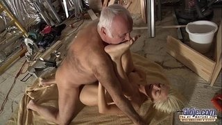 Horny-Assistent-fucked-by-old-man-in-old-young-porn-cumshot-facial-blowjob