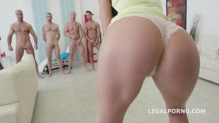 7on1-Double-Anal-GangBang-with-IncredibleTina-Kay---Cannot-Break-her!