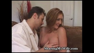 Redhead-Wife-Watched-By-Nerd-Hubby
