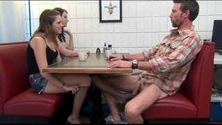 Cialis-Porn-Tube---Buy-Cialis-daughter-gives-Footjob-and-BJ-to-not-her-dad-Under-the-Table-Porn-Tube