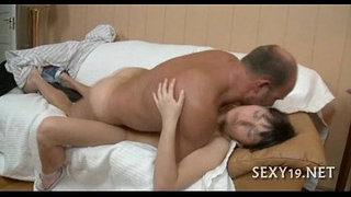 Cumshot-lesson-from-old-teacher