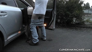 Slutwife-fucked-by-multiple-strangers-at-the-car-parks