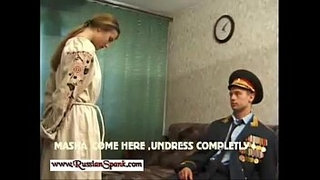 Severe-Spanking-Punishment-for-Russian-Girls