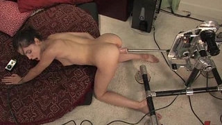 Titties-vacuum-and-het-pussy-strecthed-by-a-machine