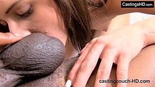 Hot-amateur-interracial-licks-ass-and-slammed-doggystyle-at-casting