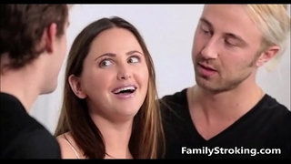 Teen-Step-Sister-Gets-Punish-Fucked-By-Both-Her-Brothers---FamilyStroking.com
