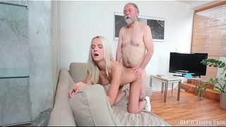 Young-Czech-girl-Joleyn-Burst-fucked-by-old-dude-Pavel-Terrier