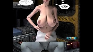 3D-Comic:-Galacticus.-Chapters-8-12