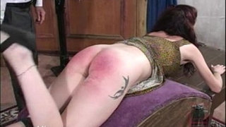 Angry-words-over-her-spanking