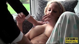 Bigtitted-english-sub-doggystyled-and-toyed
