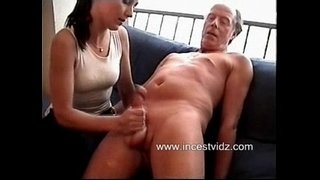 Handjob-for-daddy