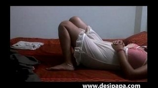 married-indian-couple-homemade-sex-wife-laying-naked-in-nighty-fucked-hard